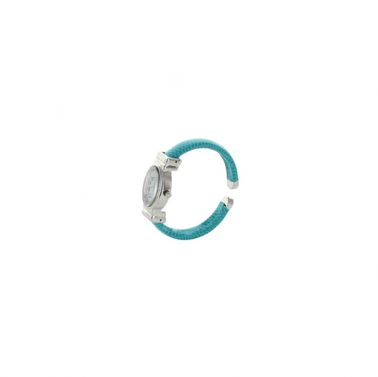 A photo of the Small Oval Face Cuff Watch product