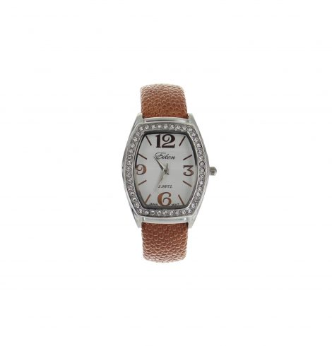 A photo of the Rhinestone Cuff Watch product