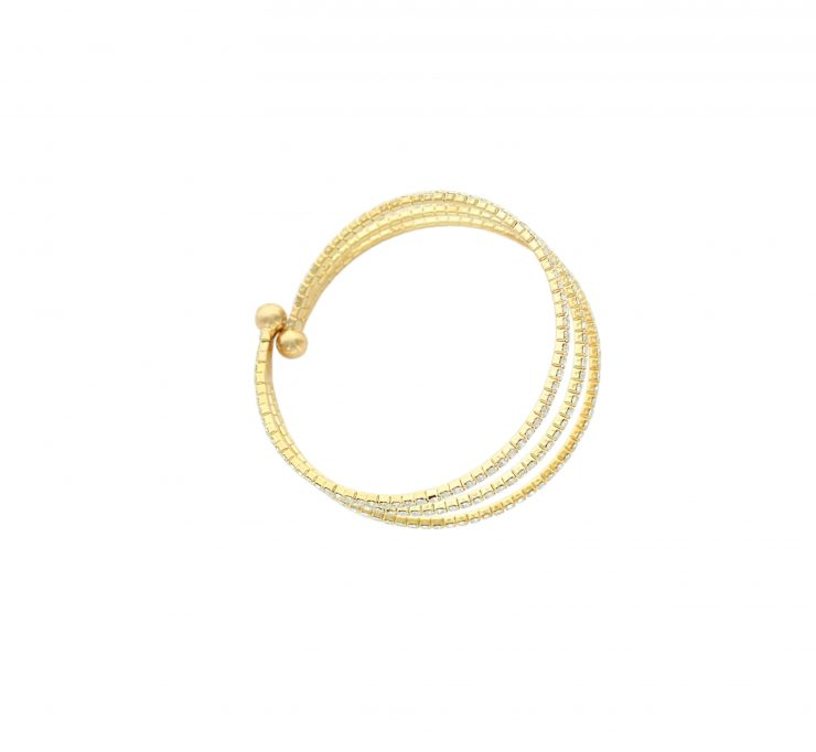 A photo of the Bling Strands Bracelet product