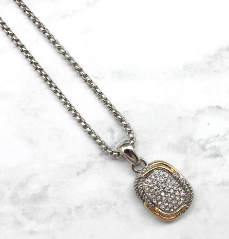 A photo of the Stephanie Necklace product