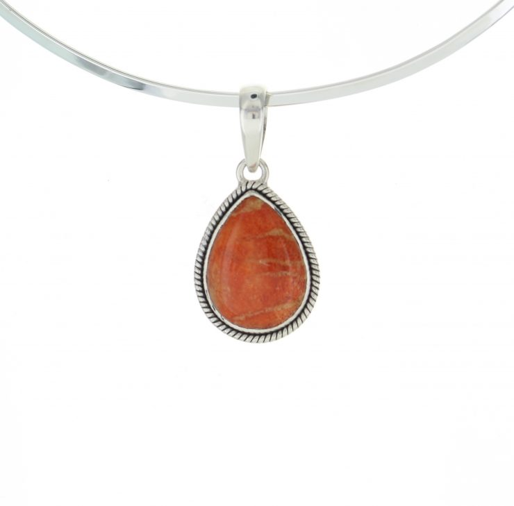 A photo of the Sunstone Drop Pendant product