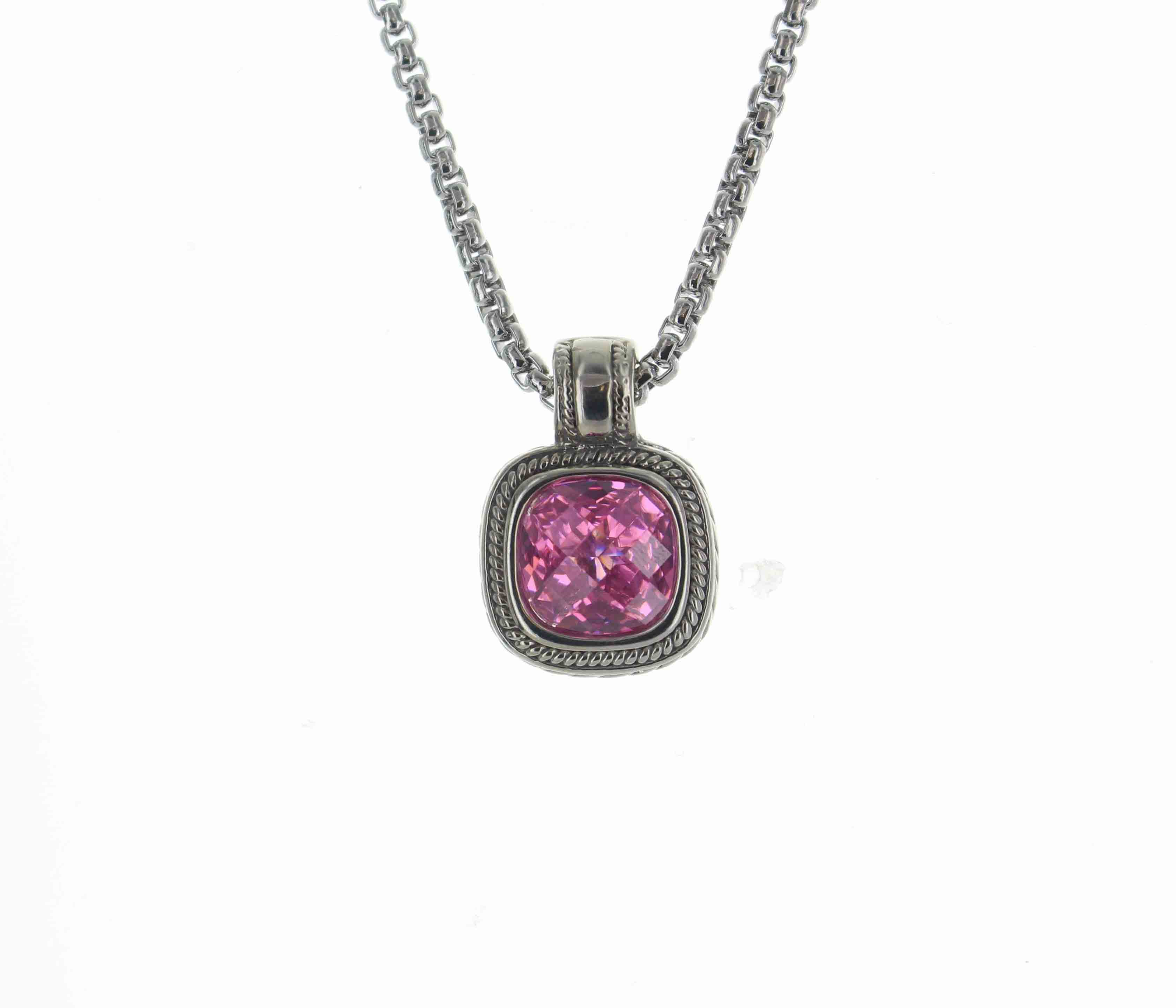Pendants products page 3 of 5 best of everything online shopping silver square gemstone pendant aloadofball Images