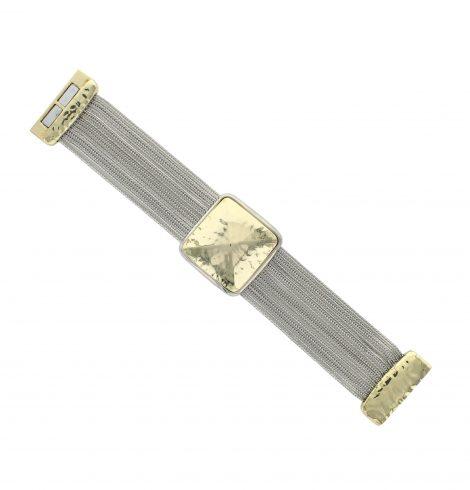 Golden_square_multi_strand_bracelet