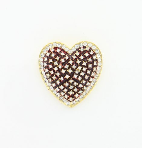 A photo of the Large Rhinestone Pin product