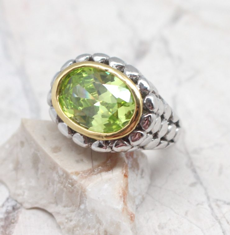 A photo of the Gemstone Gal Ring product
