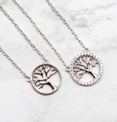 A photo of the From The Roots Necklaces product
