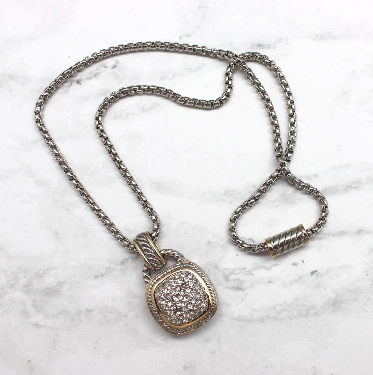 A photo of the Brandi Necklace product