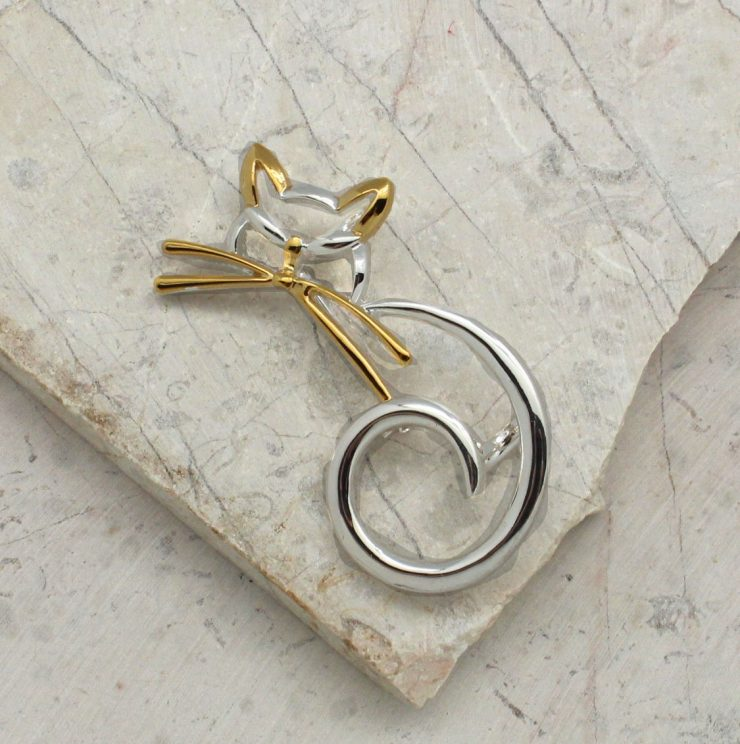 A photo of the Cat Lover Pendant product
