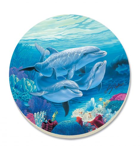 dolphin_round_coasters