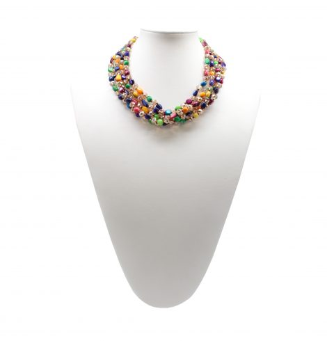 beaded_strands_statement_necklace_multicolor