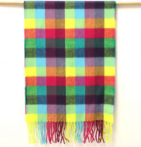 cashmere_feel_checks_neon_rainbow
