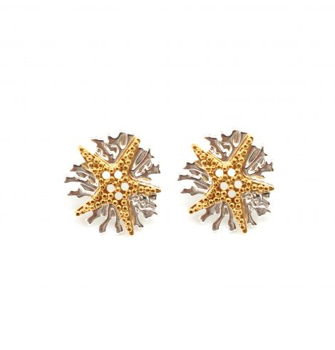 starfish_and_coral_earringst_twotone