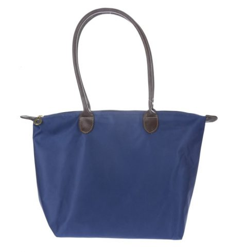 A photo of the Medium Nylon Tote - Monogram Me! product