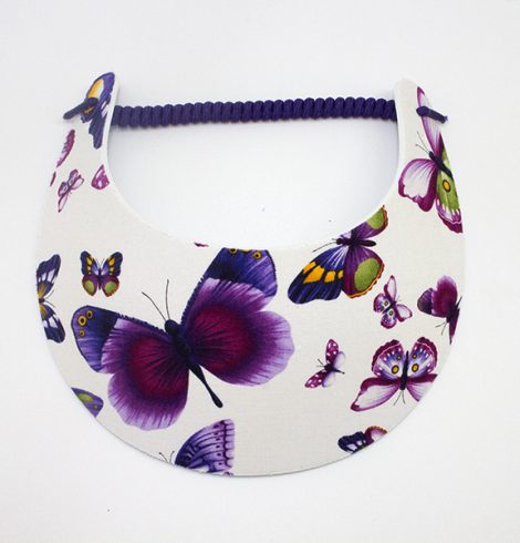 Fashion_visor_violet_buttleflies