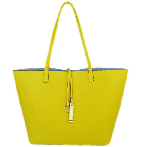 yellow&periwinckle