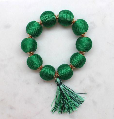 thread_ball_bracelet_green
