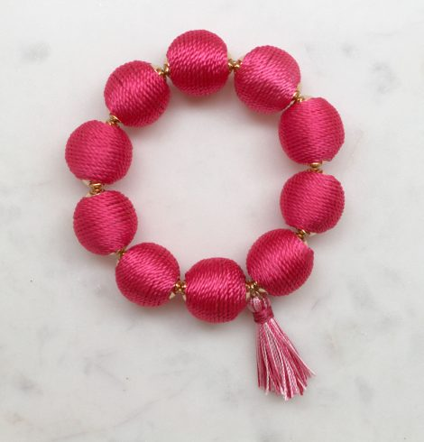 thread_ball_bracelet_pink