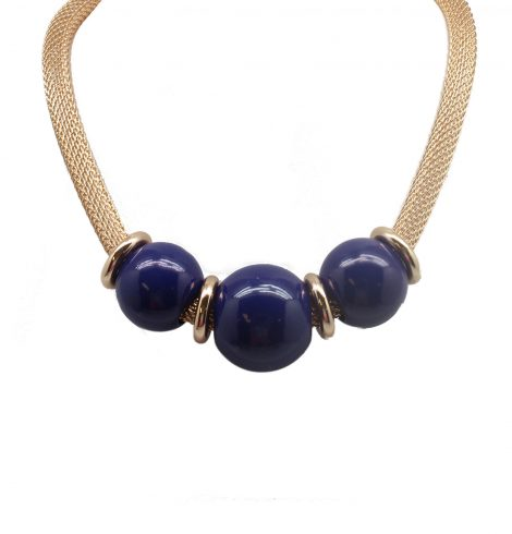 gum_balls_necklace_navy