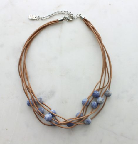 matte_beads_cord_necklace_blue