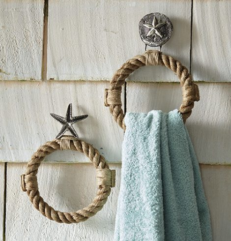 sealife_rope_towel_ring