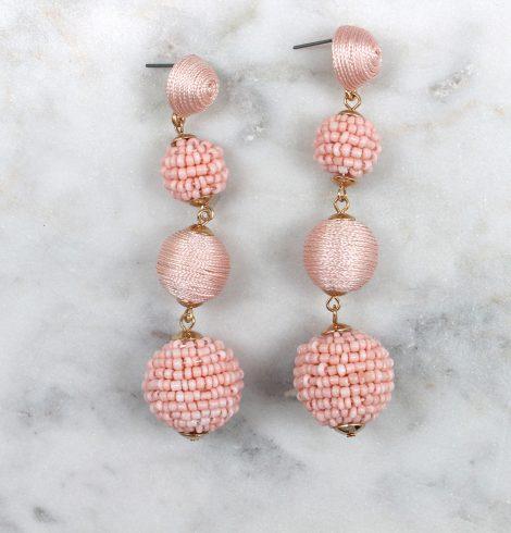 bead_&_thread_ball_earrings_light_peach