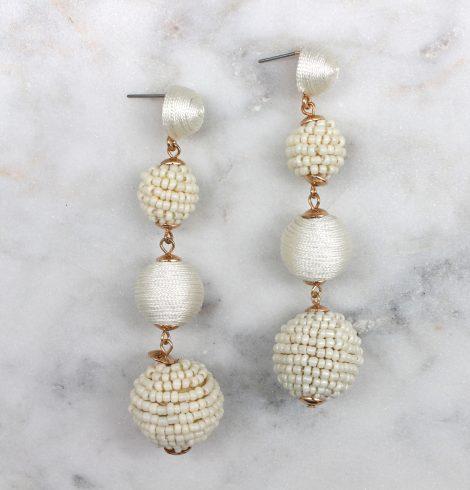 bead_&_thread_ball_earrings_white