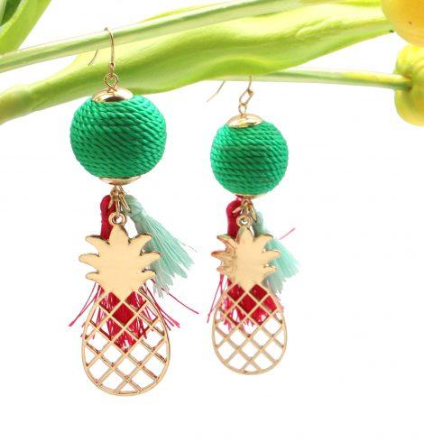 green_pineapple_earrings