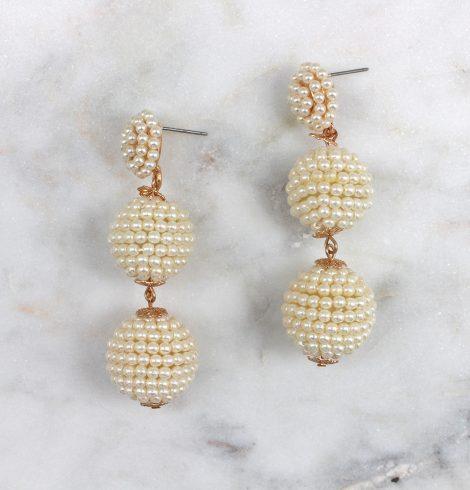 pearl_beaded_ball_earrings