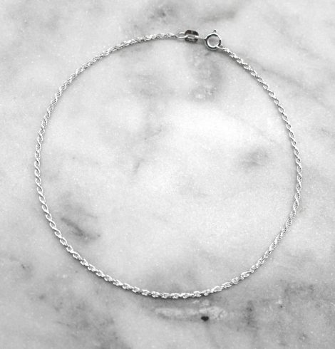 Seriously Twisted Anklet