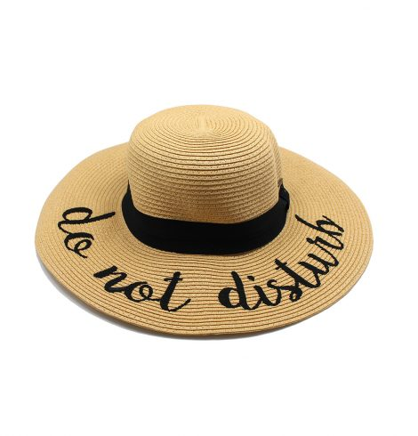 summer_beach_hat_do_not_disturb