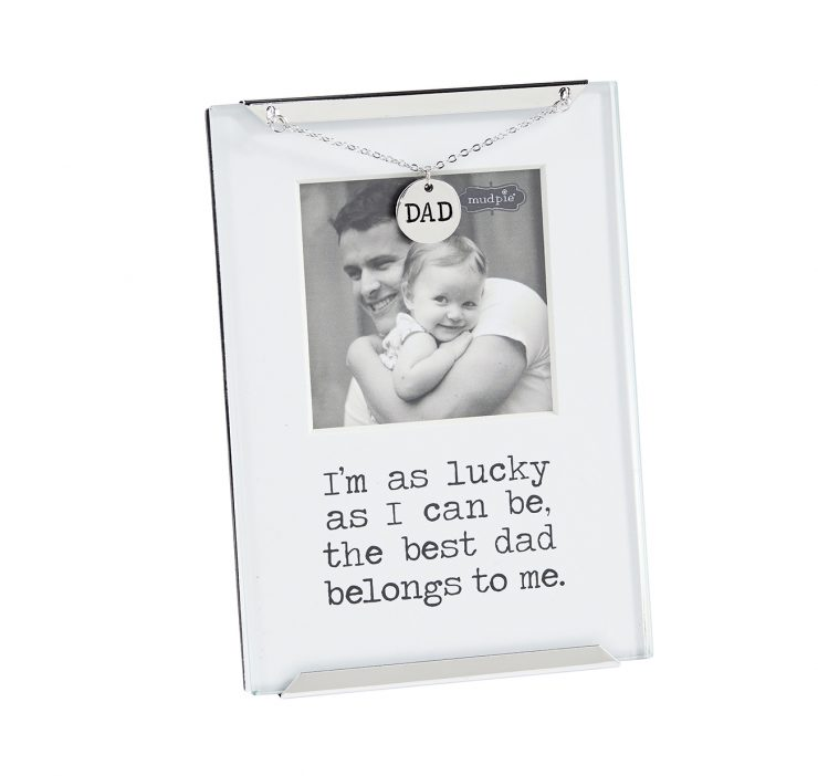 A photo of the Dad Clip Frame product