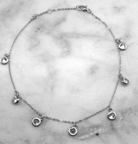 Glitz And Glam Anklet