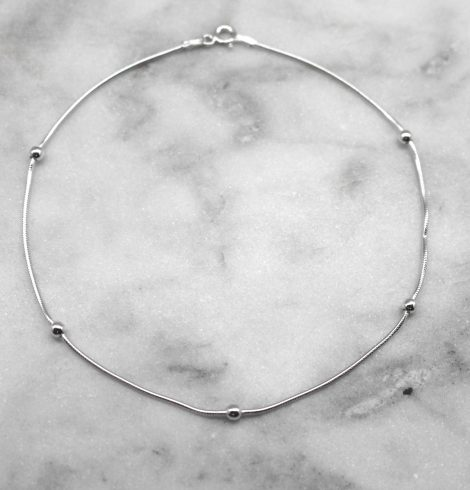 More Than What Meets The Eye Anklet