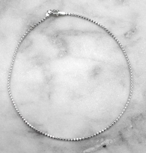 Simply Breathless Anklet