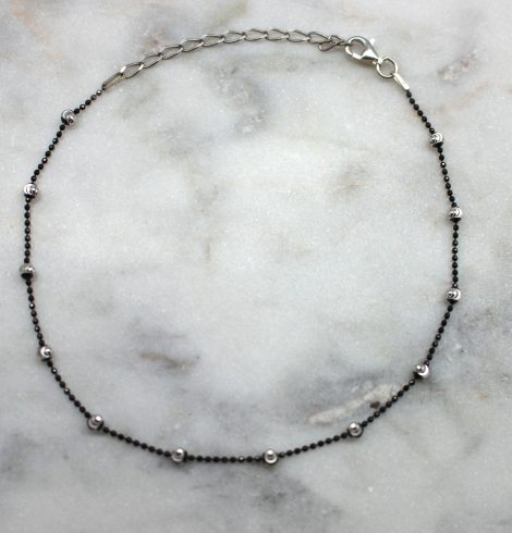 Simply Shimmering Anklet