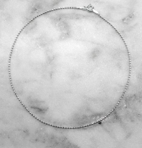 The Finishing Touch Anklet