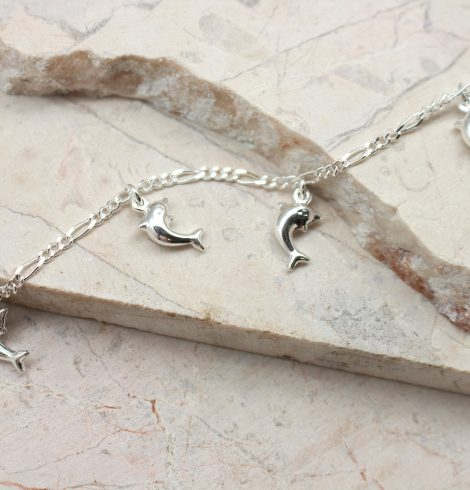 Charming Dolphins Bracelet