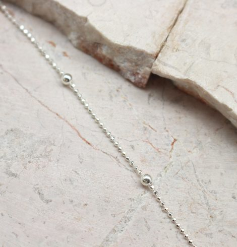 A photo of the Circles Sterling Bracelet product