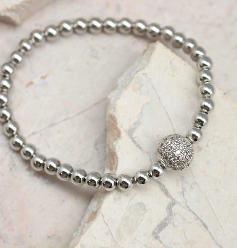 silver_beaded_fireball_bracelet