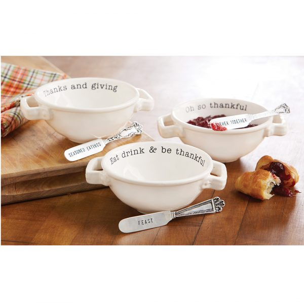 Thanksgiving Dip Cup Sets - Best Of Everything