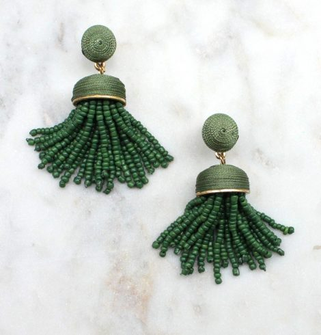 A photo of the Belled Out Beauty Earrings product