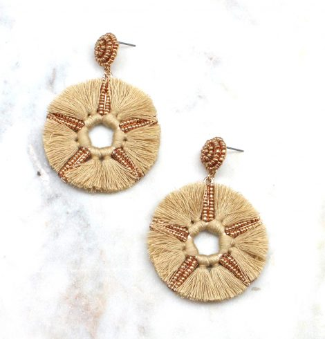 A photo of the Wispy Earrings product