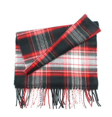 A photo of the Red Accents Scarf product