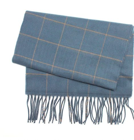 A photo of the Simple Squares Scarf product