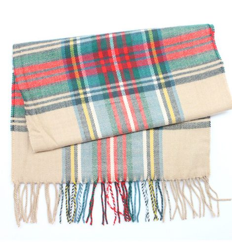 A photo of the Holiday Spirit Scarf product