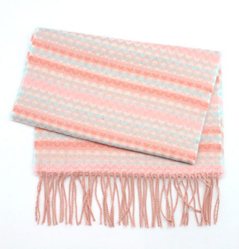 A photo of the Follow The Pattern Scarf product
