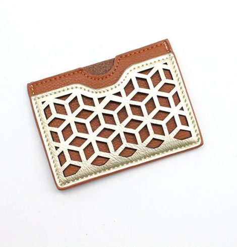 A photo of the Golden Touch Credit Card Case product