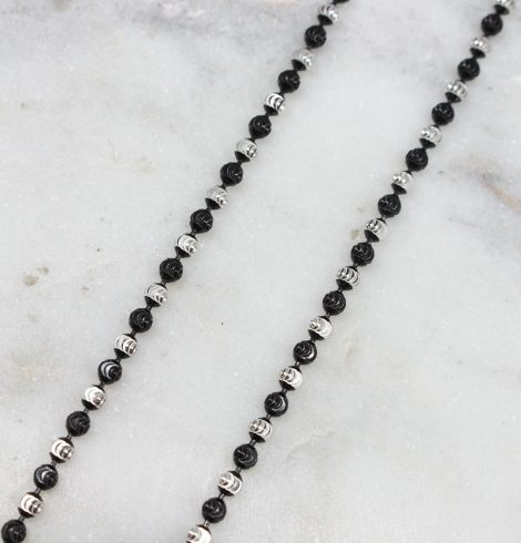 A photo of the Disco Balls 925 Sterling Silver Chain product