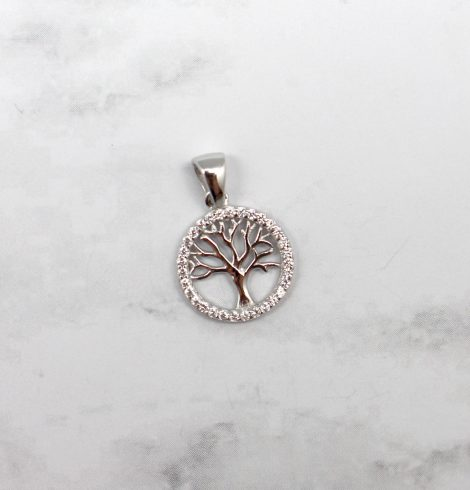 A photo of the To The Roots Pendant product
