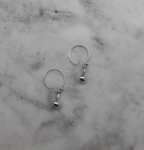 A photo of the A Touch Of Simplicity Earring product